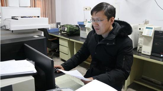 蔡晓强:幸福和成就感源自工作