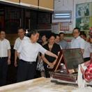 河南省人大副主任刘满仓到开封市调研食品安全工作